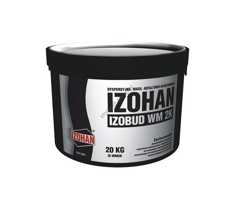 IZOHAN WM - grubowastwowa izolacja przeciwwodna 10L
