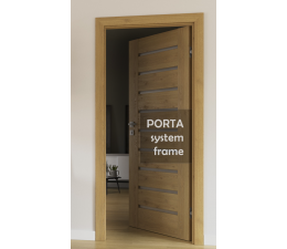 Adjustable Frame Porta System size D(wall 140-160mm), E (wall 160-180mm)
