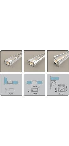 LED profile A