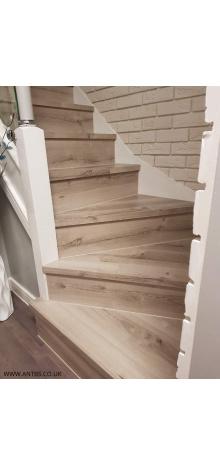 Pre-order - MAMPERLAN - laminated stair pannels