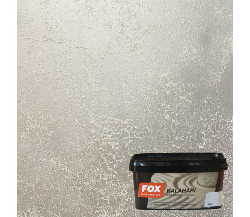 Fox Kalahari 1l Sol