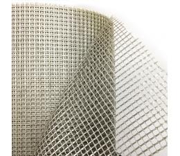 Siatka z wlokna szklanego szara 165gsm 60m2