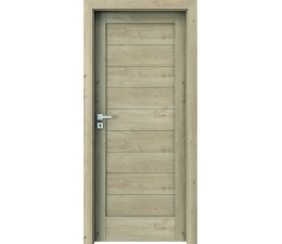 DOOR SET Verte Home C.0 classic oak + frame 95 - 115mm
