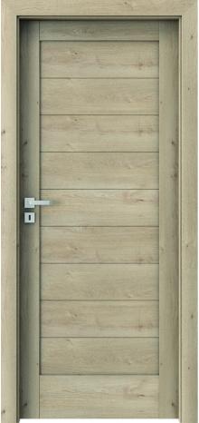 DOOR SET Verte Home C.0 classic oak + frame 95 - 115mm