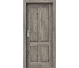 DOOR SET Porta Harmony A.0 siberian oak '60' + frame 95 - 115mm