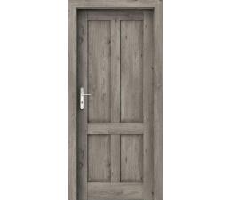 DOOR SET Porta Harmony A.0 siberian oak '60' + frame 95 - 115mm