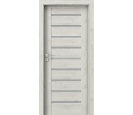 DOOR SET Porta Concept A.9 norwegian pine  '70' + frame 95-115mm