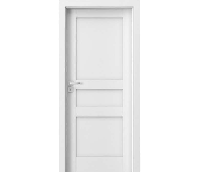 DOOR SET Porta Grande D.0 white premium '70' + frame 95-115mm