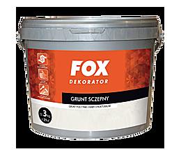 FOX Grunt Szczepny 3kg