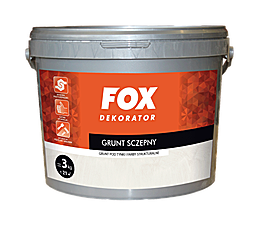 FOX Primer for plasters 3kg