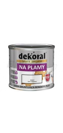 Renostyl Plus 0.4l - wood and oil stain