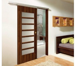 Drzwi Porta System przesuwny Alu