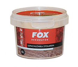 FOX Wood filler 1250g White
