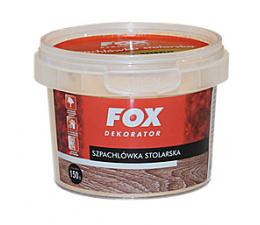 FOX Wood filler 1250g White