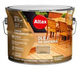 Altax oil for wood 2.5L