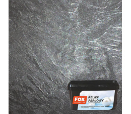 FOX Pearl Relief 1L Grey