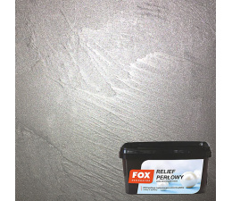 FOX Pearl Relief 1L Silver