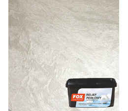 FOX Pearl Relief 1L White