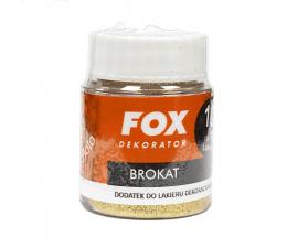 FOX Glitter 10g Gold