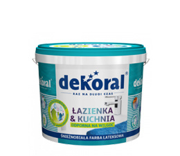 Dekoral White Paint for...