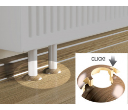 Pipe Collars 2pcs (Radiator)