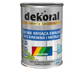 Dekoral Emakol Strong Colours