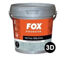 FOX Patyna perlowa 3D 1l