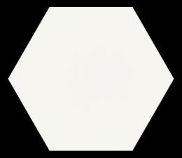 Shiny Lines Bianco Heksagon...