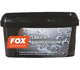 FOX Lakier Hydrofobowy 1l
