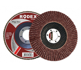 Rodex Flap Disc 115mm