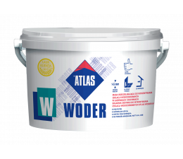 ATLAS WODER W - elastic one-component damp proofing 4.5kg