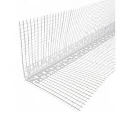 PVC Corner with mesh  2,5 m