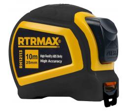 Measuring tape RTRMAX Black...