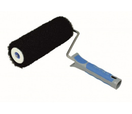 Roller for finishing plasters