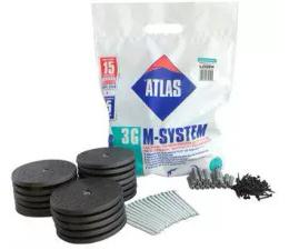 ATLAS M-SYSTEM 3G 21pcs
