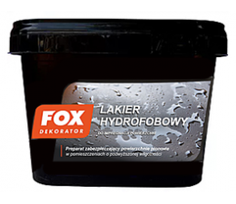 FOX Hydrophobic Varnish 3l