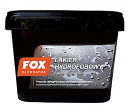 FOX Hydrophobic Varnish 3l
