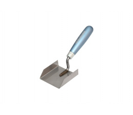 Stucco trowel 80x83 with wooden hand