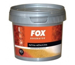 FOX Patin Metalic 0.3l