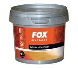 FOX Patyna metaliczna 0,3l
