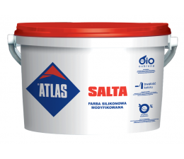 Atlas Salta external Silicone Paint 10l