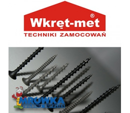 Self drilling screws for metal KSSG 1000 pcs 3,5 x 35mm