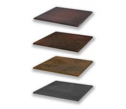 Textured base tile Semir