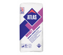 ATLAS MIG 2 - fast setting adhesive for gres-porcelain tiles - 25kg