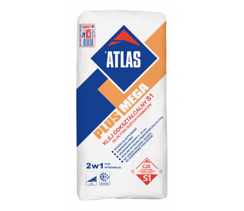 Atlas Plus Mega Deformable S1 Adhesive For Large Size