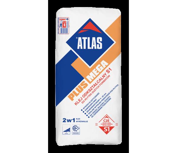 Atlas Plus Klej Odkształcalny 25 kg