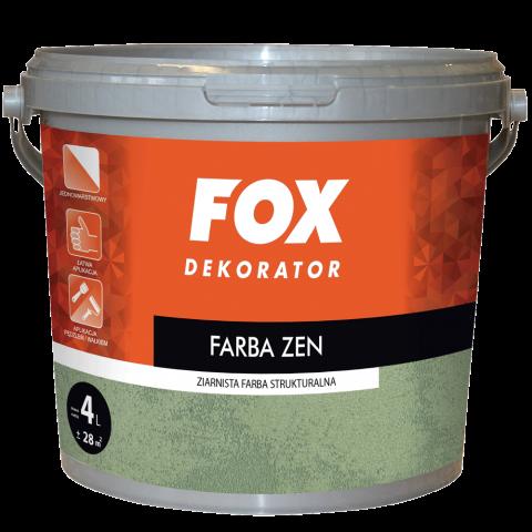 FOX Zen paint 1kg