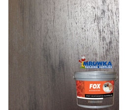 FOX Brushed Alluminium...