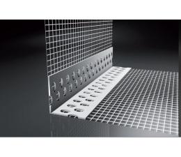 PCV corner with mesh 2,5 m
