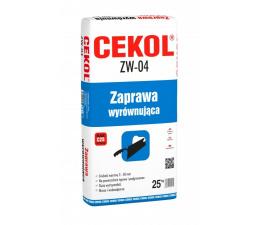 Cekol ZW-04 evening up...